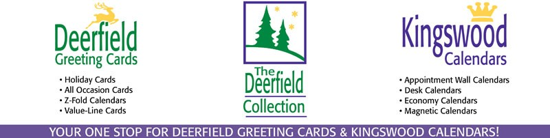 Greeting Cards - Deerfield