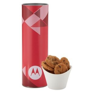 "8"" Snack Tube Collection- Mini Chocolate Chip Cookie"